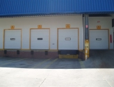 Insulated Sectional Door
