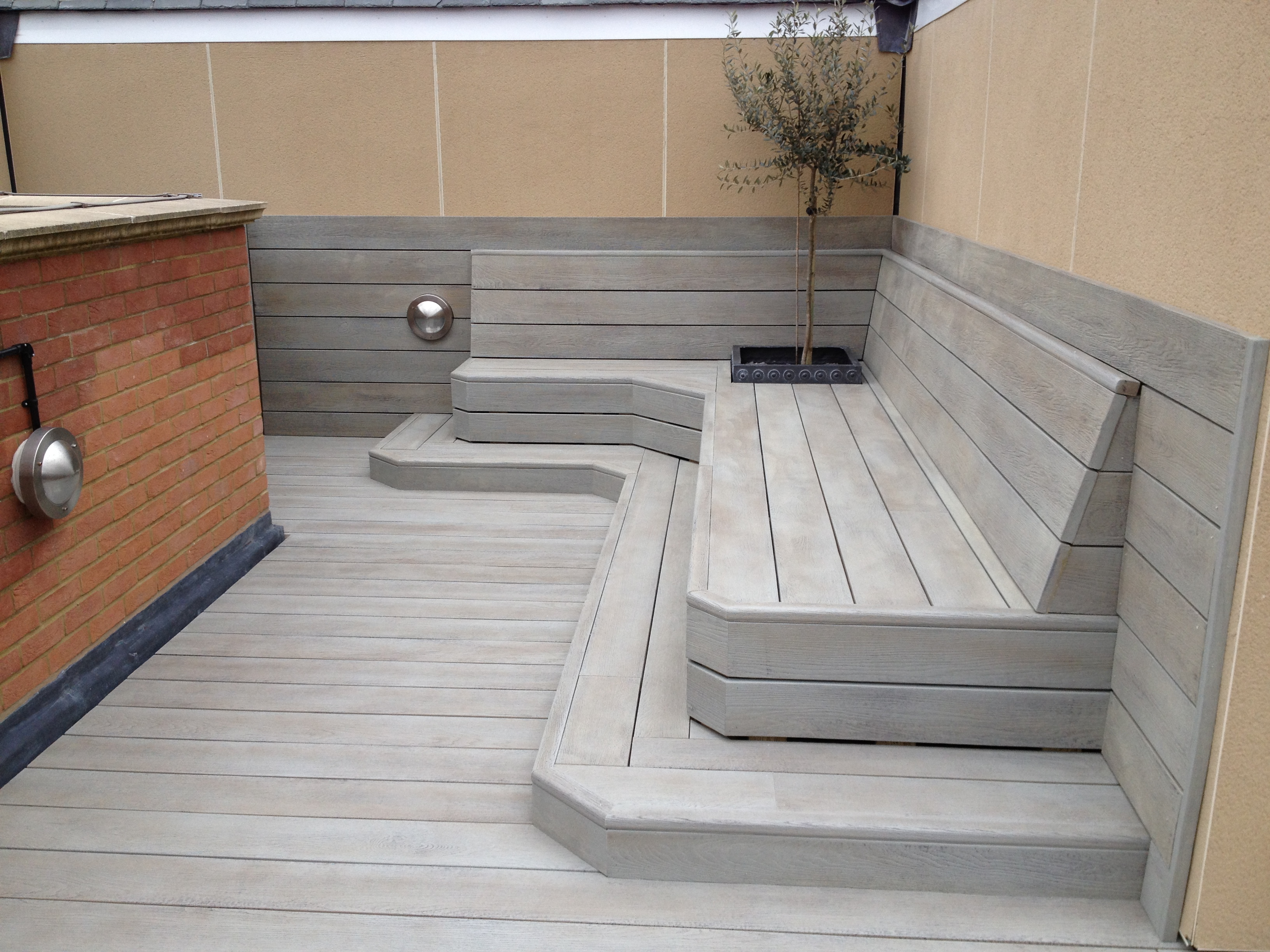 Gallery millboard decking concept products for Cheap decking boards uk