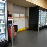 Cleanroom Rapid Roll Door