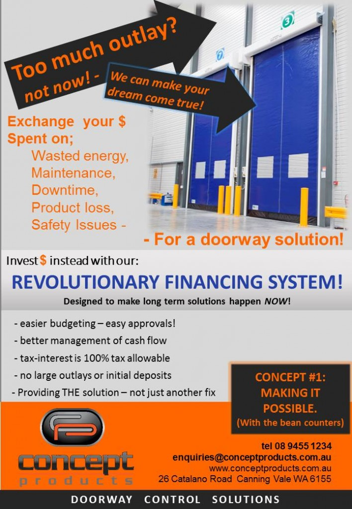 Finance available Flyer (2)