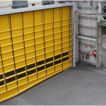 Extra Large Rapid Fold Door