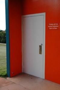 Metal Clad Door