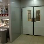 Thermal Traffic High Impact Swingdoors - 4500 Series - David Jones Doors