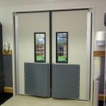 Thermal Traffic High Impact Swingdoors - 4500 Series - Woolworths Door