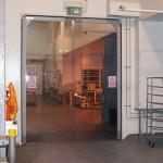 PVC Coldshield Swingdoor by Concept Products