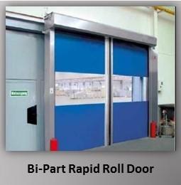 Horizontal Bi-Part Rapid