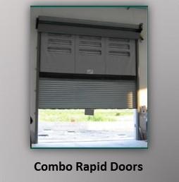 Combo Rapid Door