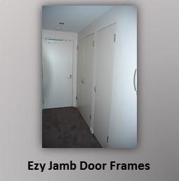 Ezy Jamb Door Frames