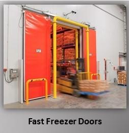 Ulti-Flex High Speed Door