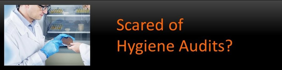 Scared of Hygiene Audits?