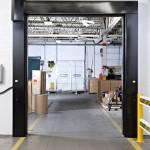 High Speed Bi-Parting Rapid Door