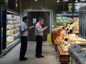 Thermal Supermarket Swingdoors