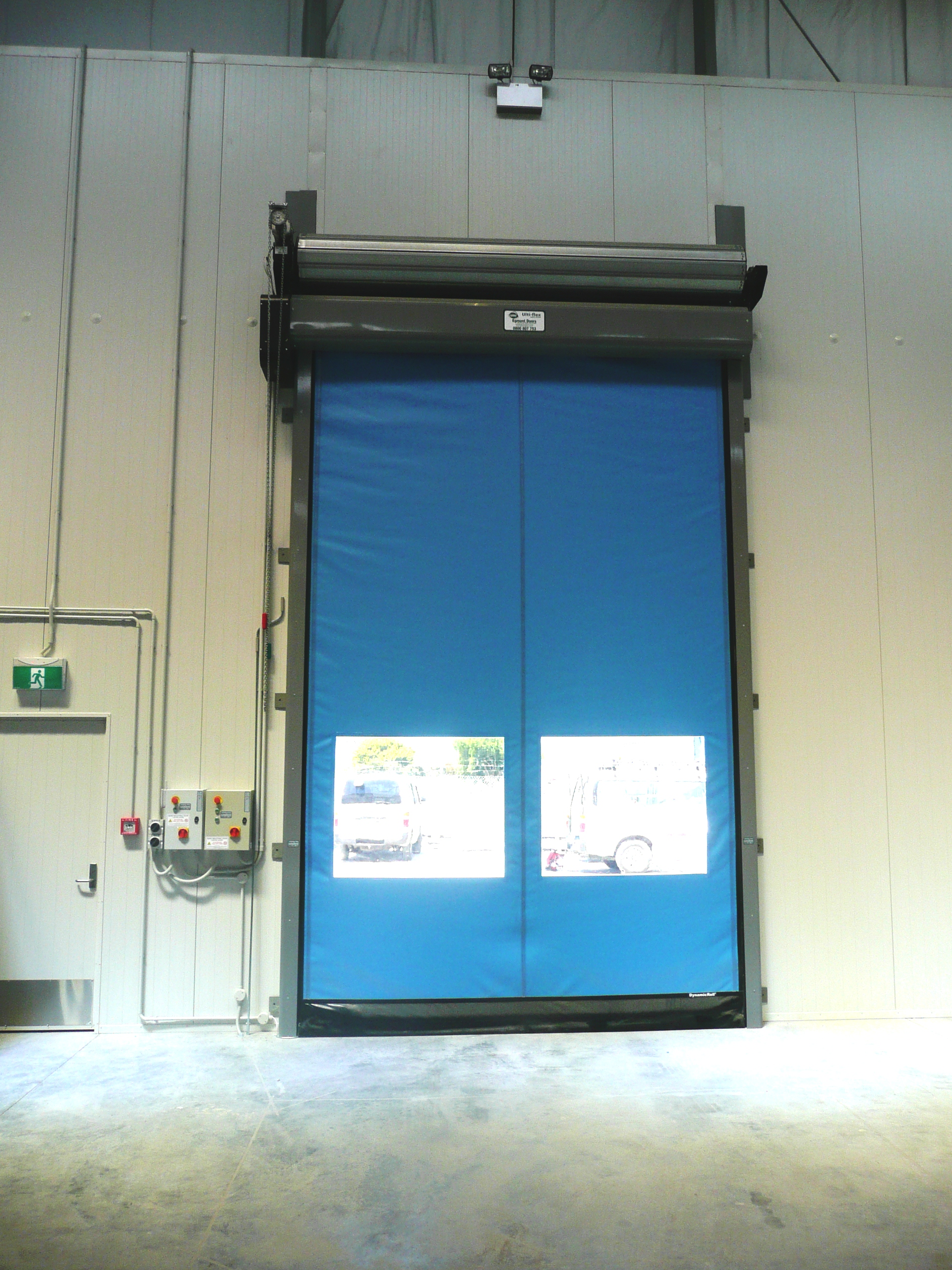Thermichroll and Ulti Roll Komby Doors - Bidvest Whakatu (6)