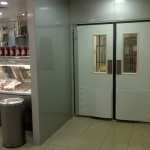 Thermal Traffic High Impact Swingdoors - 4500 Series - David Jones Doors