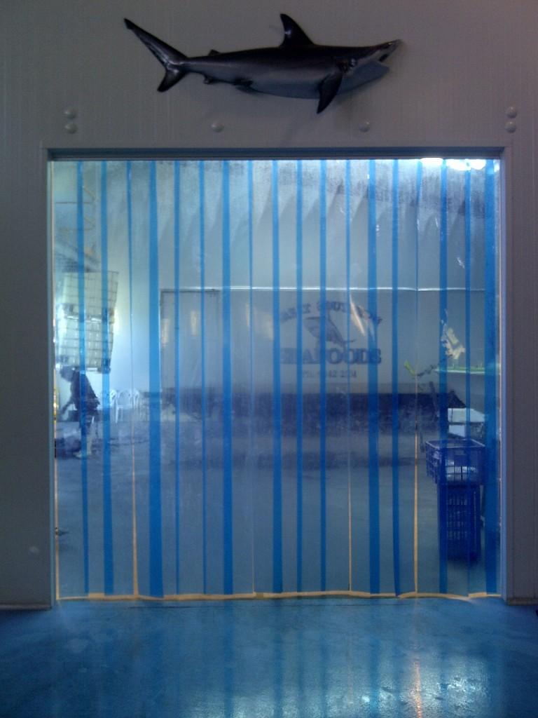 Pvc Stripcurtains Strip Doors Plastic Flap Door