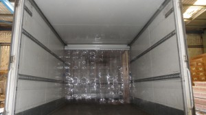 Truck Temperature Curtain