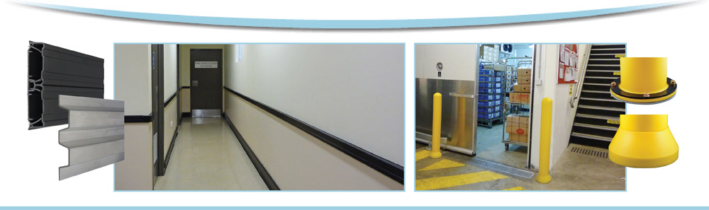 Wall Protection - Bumprail