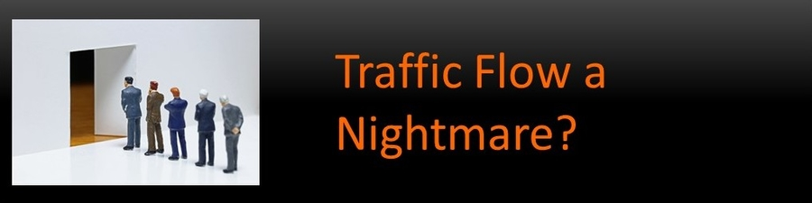 Traffic Flow a Nightmare?