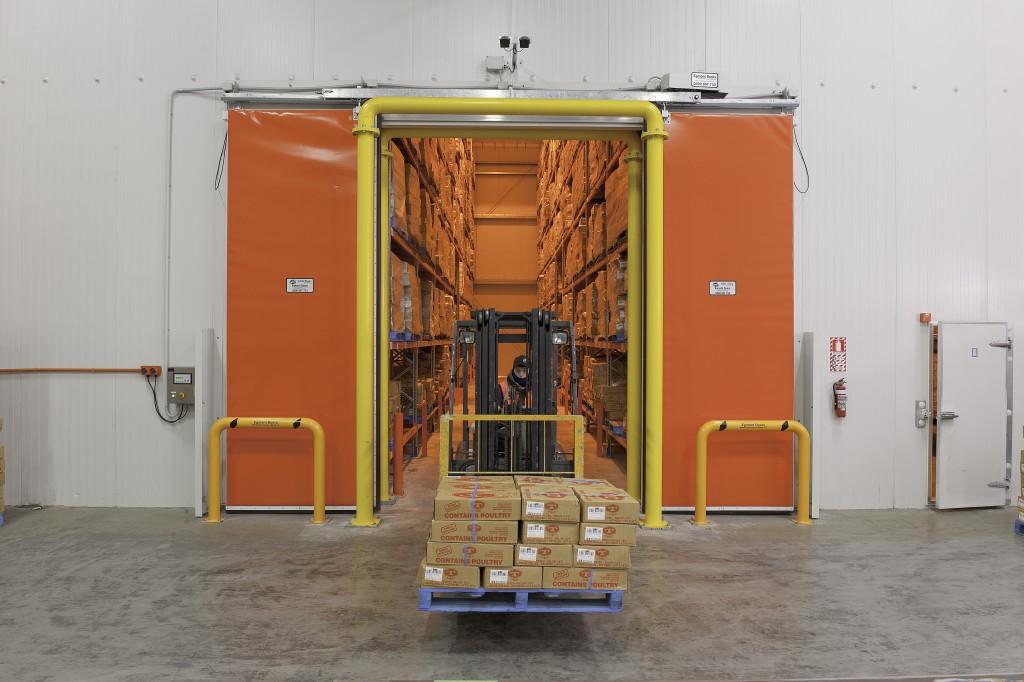 Commercial Freezer Door Industrial Sliding Door High