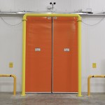 Fast Freezer Panel Door by Concept Products
