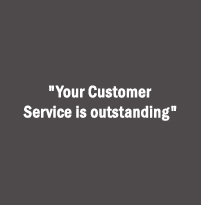 Good customer services