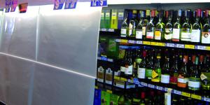 Commercial Freezer Doors