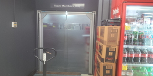 Commercial Swinging Doors